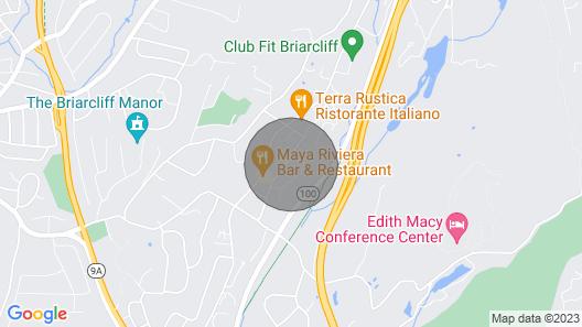 The Perfect Studio Getaway Map