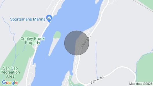 Lakefront Luxury on Greenwood Lake Map