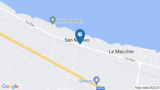 Riva del Sole Map