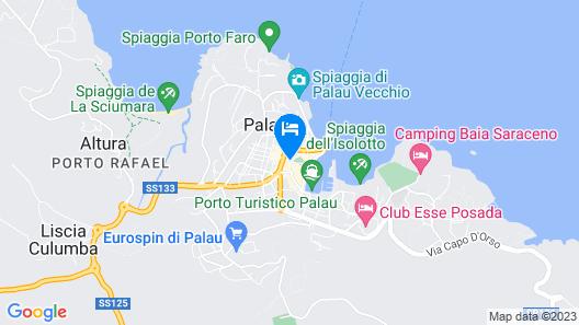 La Vecchia Fonte Map