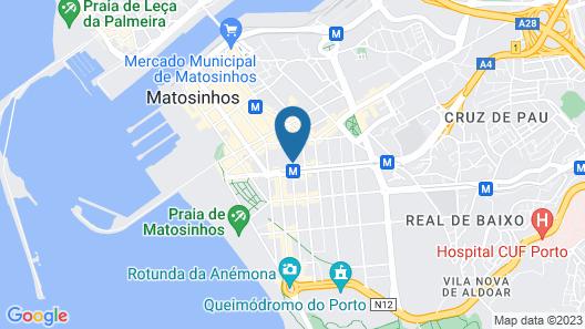 MyTrip Porto Map