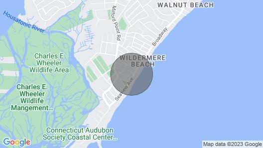 Brand new Beach House! Map
