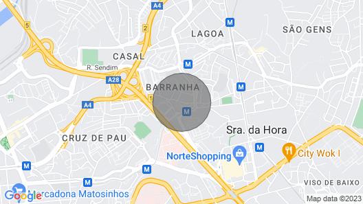 Meet Porto Apartment Map