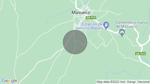 4 Bedroom Accommodation in Masueco Map