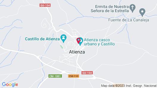 Apartamentos Leonor de Aquitania Map
