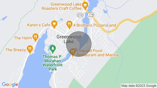Lake View at 622 Map
