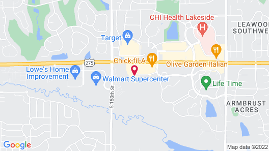 Holiday Inn Express & Suites Omaha West, an IHG Hotel Map