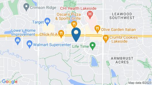Fairfield Inn & Suites by Marriott Omaha West Map