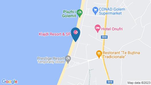 Fafa Hotel Map