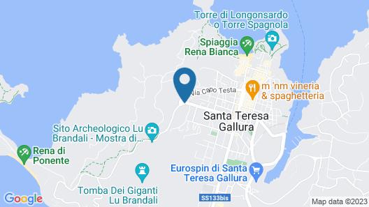 Diana Hotel Map