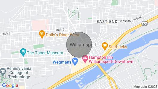 City Hall Grand Hotel Map
