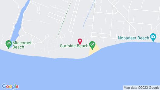 HI Nantucket Map