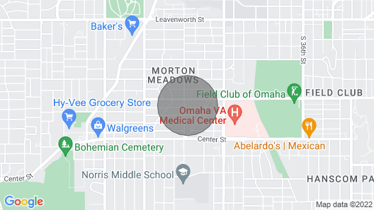 Historic Midtown/executive Home Map