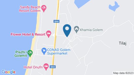 Haka guesthouse Map
