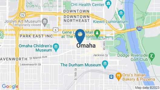 Hotel Deco Map