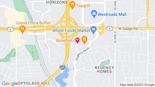 Omaha Marriott Map