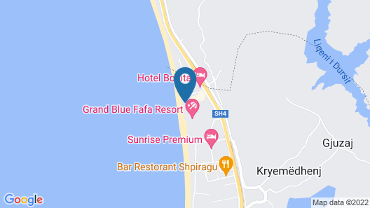 AS Hotel Map