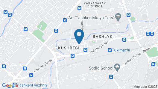 HUA Hotel Map