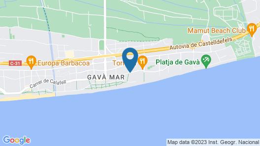 AC Hotel by Marriott Gava Mar Airport Map