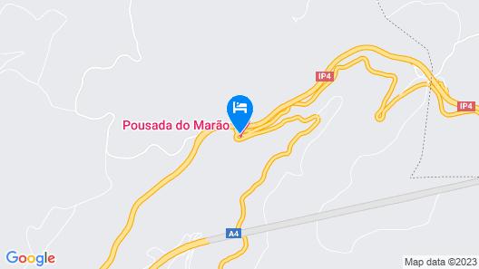 Pousada De Sao Goncalo Map