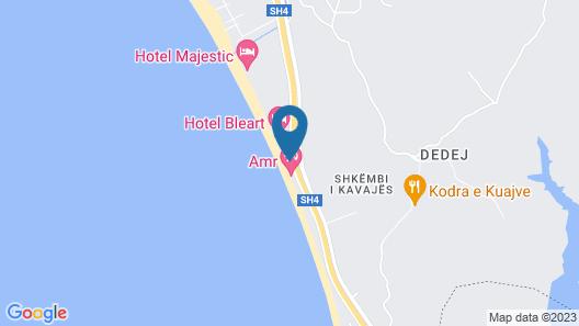 Inn Hotel Map