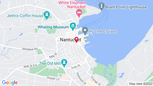 Union Street Inn Map