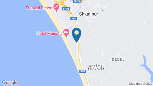 Real Hotel Map