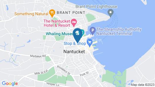 Faraway Nantucket Map