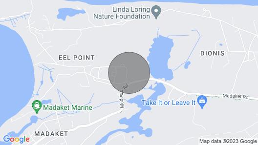 Walk Through THE Moors BY Long Pond TO Dionis Beach Bikes & Beach Gear Incl! Map