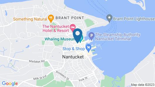 Greydon House Map