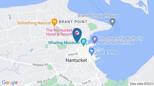 Nantucket Resort Collection Map