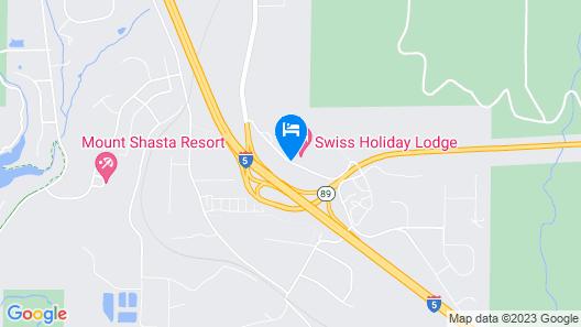 Swiss Holiday Lodge Map