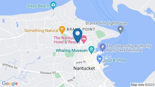 Life House, Nantucket Map