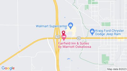 EverSpring Inn & Suites Map
