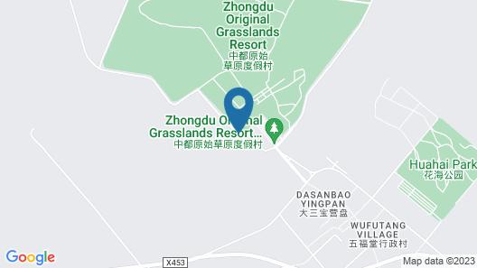 Prairie Juhanxuan farm Map