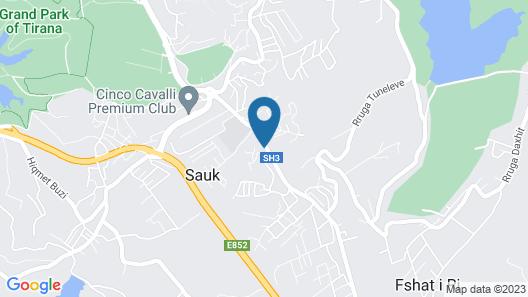 Vila Leonard Map