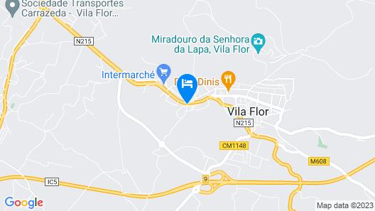 Quinta da Pereira Map