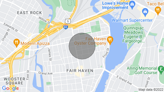 Fair Haven's Home Away From Home  Map