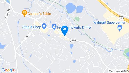 James Motel Map