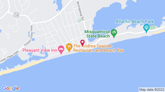 The Hotel Maria Map