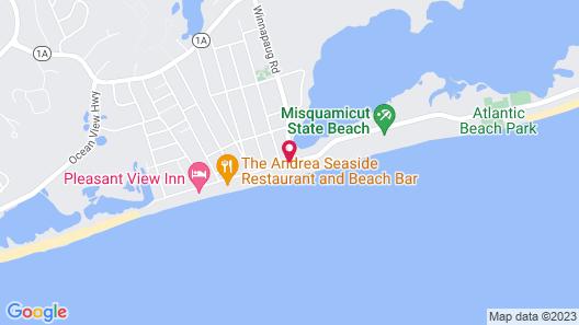 Misquamicut Beach Front Inn Map