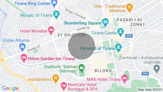 Penthouse/panorama/center/abundant/aired/sunny Map