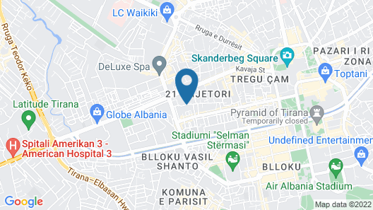 Mosaic Home Map