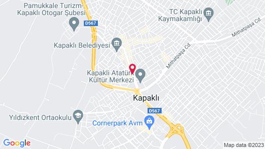Hotel Okay Map