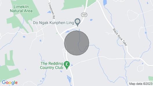 A Beautiful Nature Retreat Map