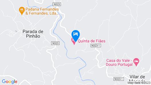 Quinta de Fiães  Map