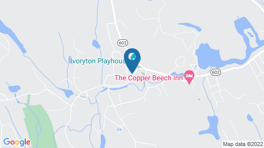 The Ivoryton Inn Map