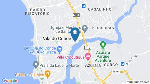 Erva Doce Map
