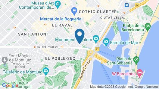Acta Mimic Map