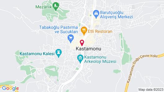 Mütevelli Otel Map